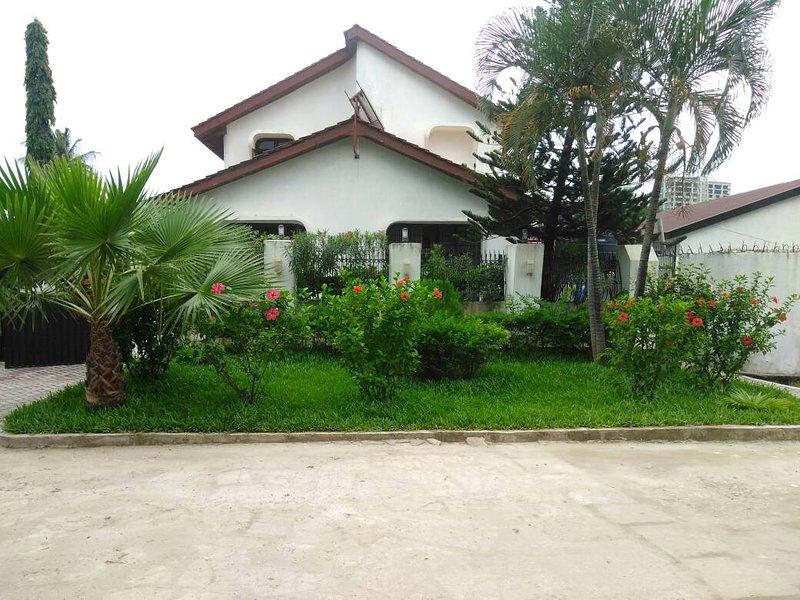 Comfortable and Clean Accommodation, casa vacanza a Dar es Salaam