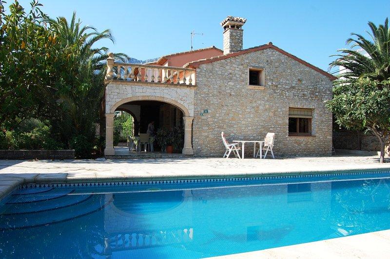Villa Los Arcos, vacation rental in Denia