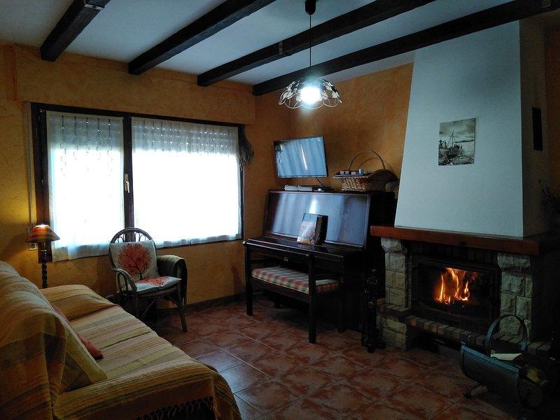 CASA GALILEA LA RIOJA, holiday rental in Ausejo