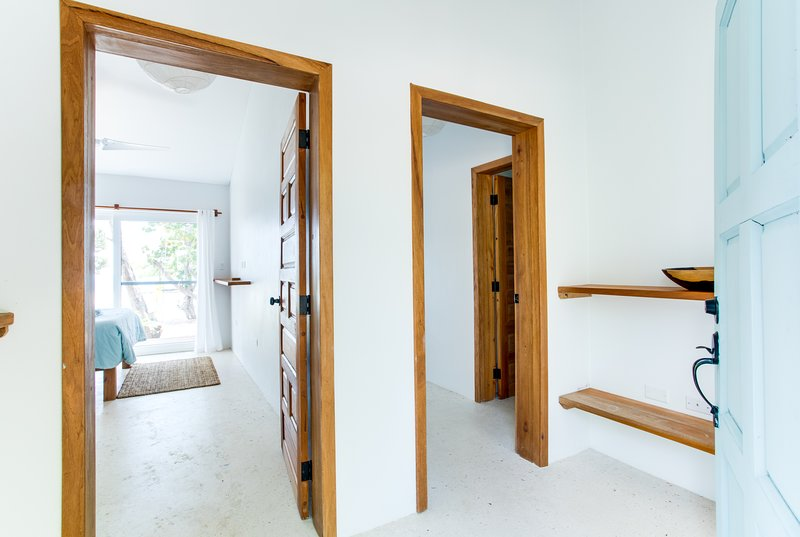 Separate Entrance to Bedroom 3 and 4