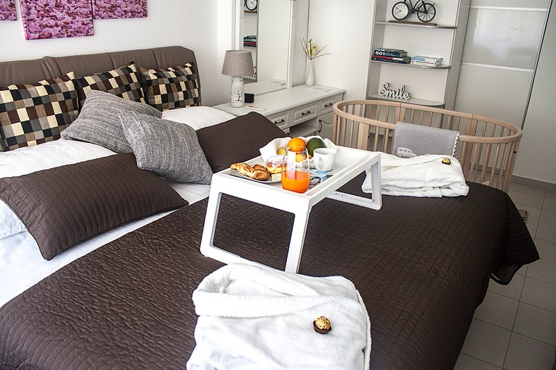 Arka Zagreb Apartment - free Netflix - breakfast - limousine transfer - parking, vacation rental in Zagreb