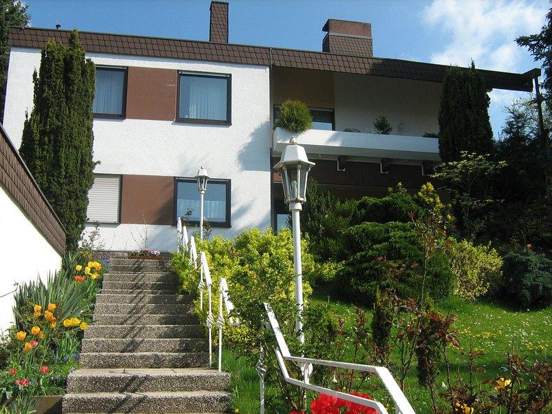 Ferienwohnung Lina, ruhige Lage, stadtnah, holiday rental in Friesenhausen