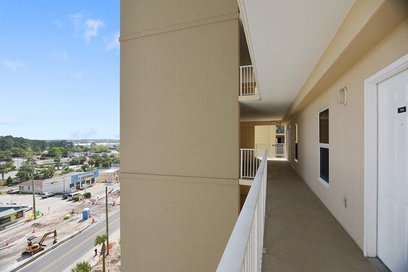 Ocean Villa 704-Hallway