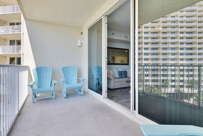Shores of Panama 624-Balcony