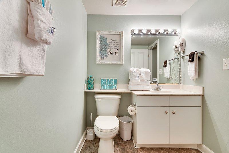 Shores of Panama 624-2nd Bathroom