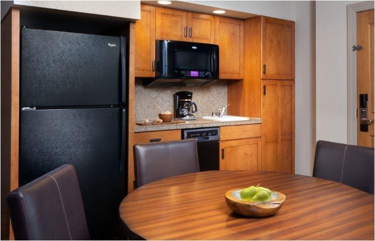 Sheraton Mountain Vista One Bedroom Villa Kitchen