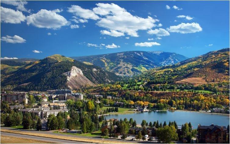 Sheraton Mountain Vista Mountain Aerial View