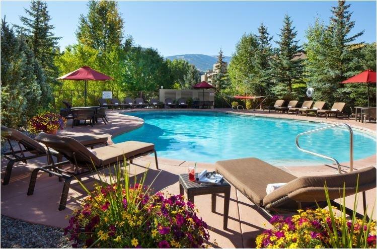 Sheraton Mountain Vista Courtyard Swimming Pool