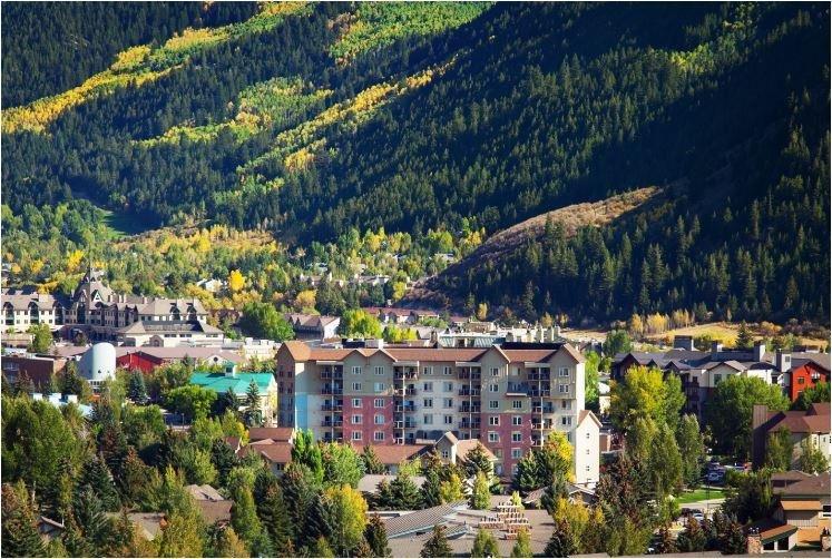 Sheraton Mountain Vista Aerial View