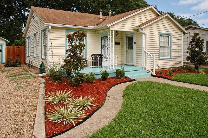 Le encantará esta casa de alquiler de vacaciones McKinney!