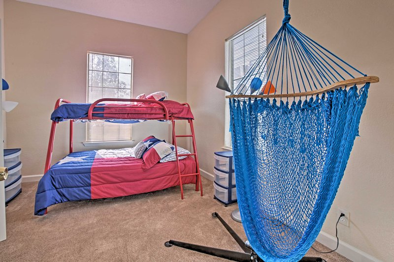 This room is truly a kid's paradise.