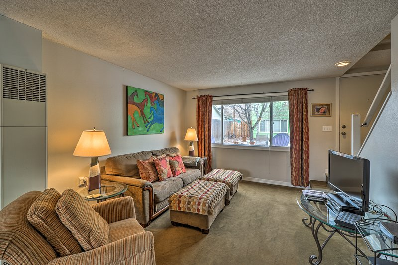 Missoula Condo: 3 Mi to the University of Montana!, vacation rental in Arlee