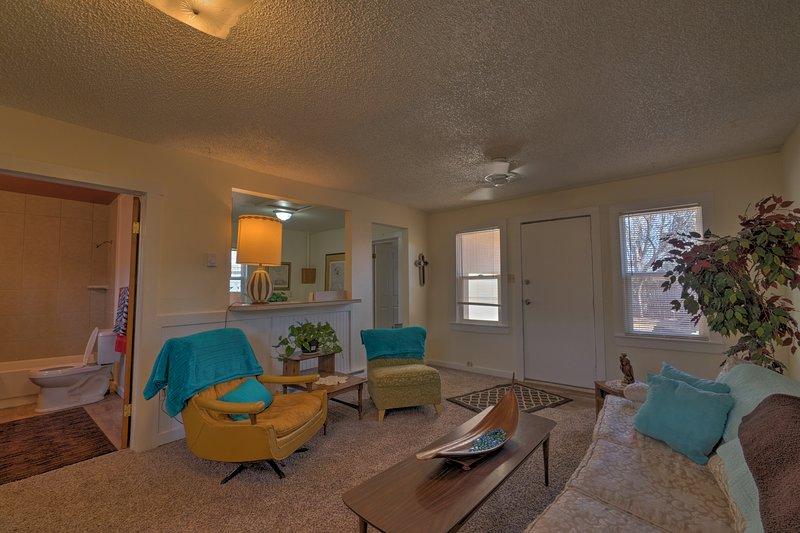 Le lieu de séjour idéal Colorado Springs attend à ce 1 lit, 1 bain de location de vacances!