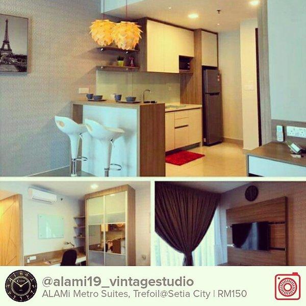 ALAMi Metro Suite, Trefoil, holiday rental in Klang