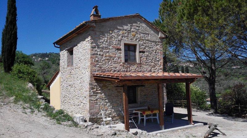 OLIVIA into the wild, alquiler vacacional en Chianni