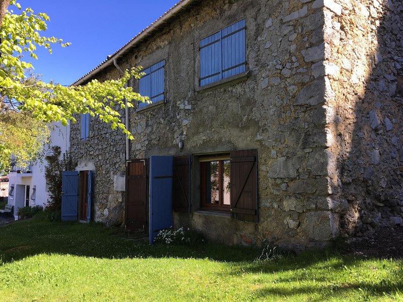 Maison du Roc, holiday rental in Bessede-de-Sault