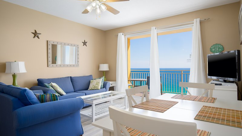 Prepare to have an absolutely sterling vacation on Panama City Beach... say hello to Sterling Reef 1702