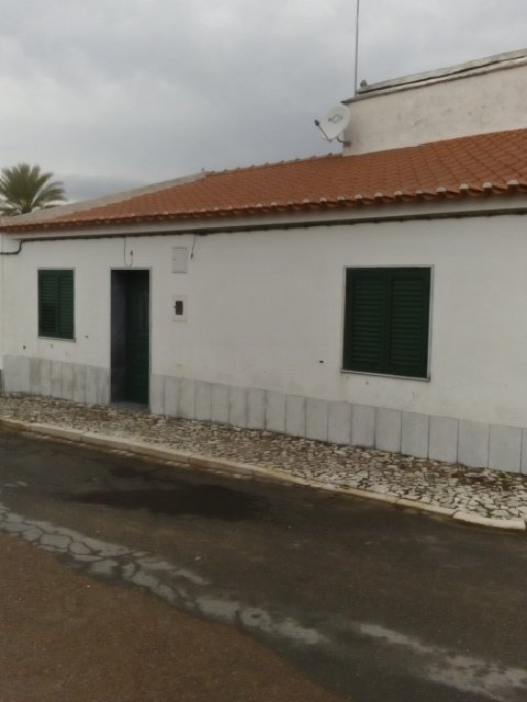 Nice house with garden & terrace, vacation rental in Vila Alva
