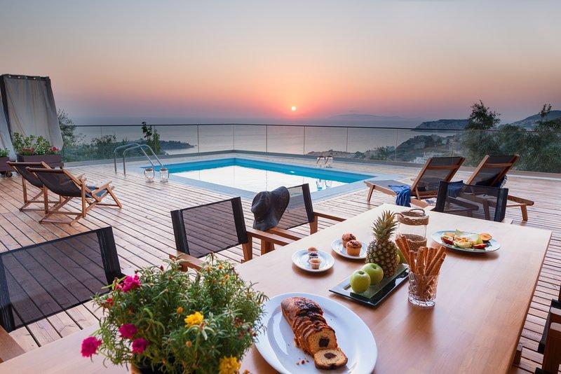 Villa Dima, holiday rental in Mononaftis