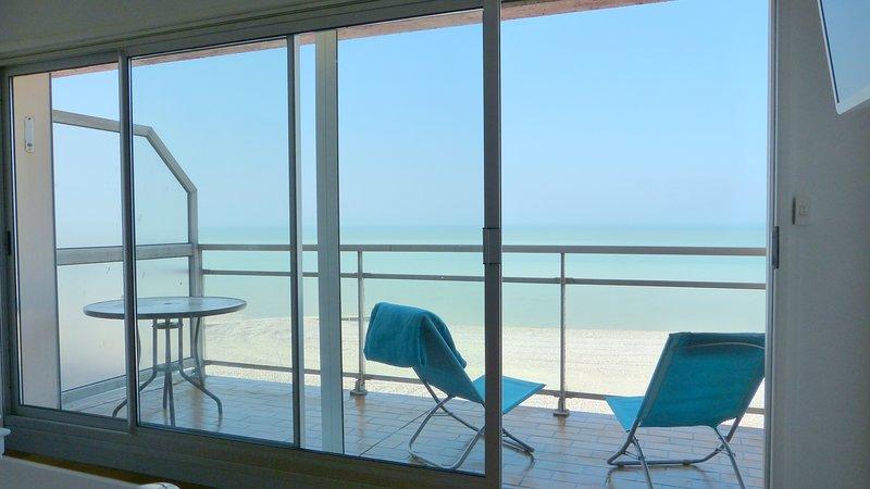 Que a praia no horizonte !!!