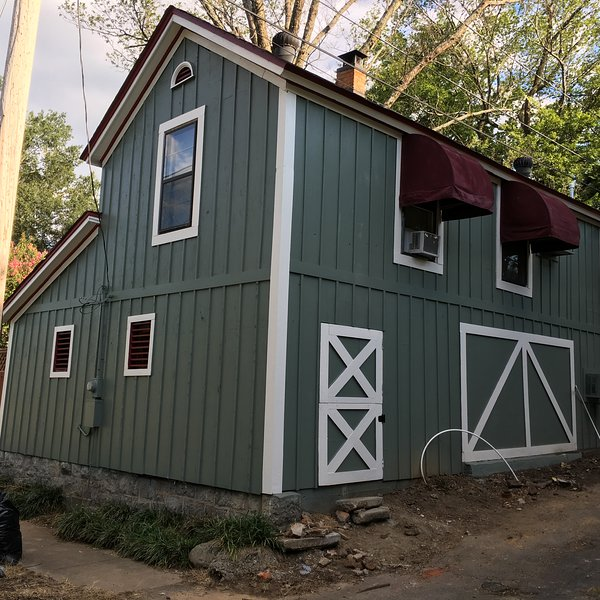 1882 Carriage House
