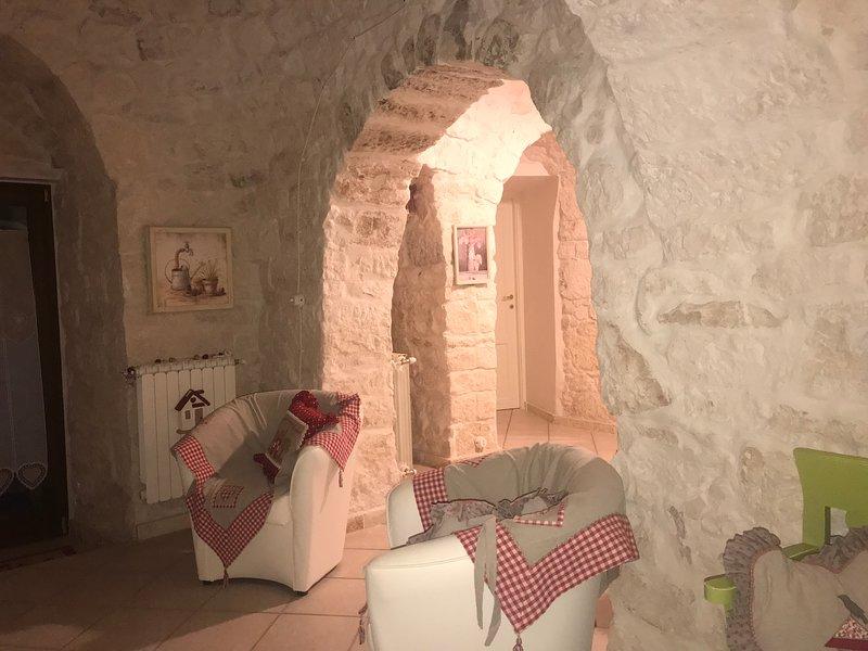 Trulli Maria Francesca, holiday rental in Martina Franca