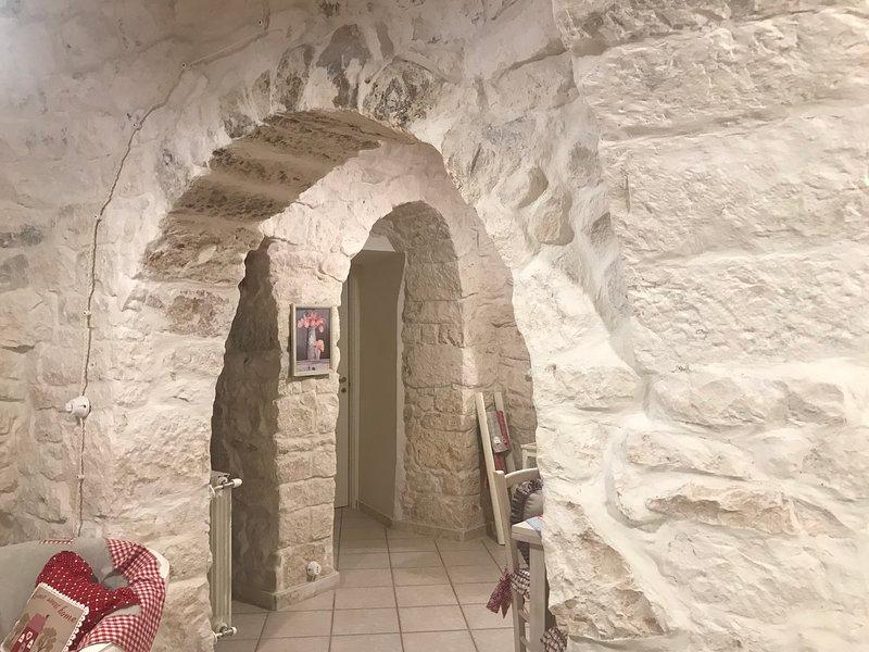 sovrum entrance