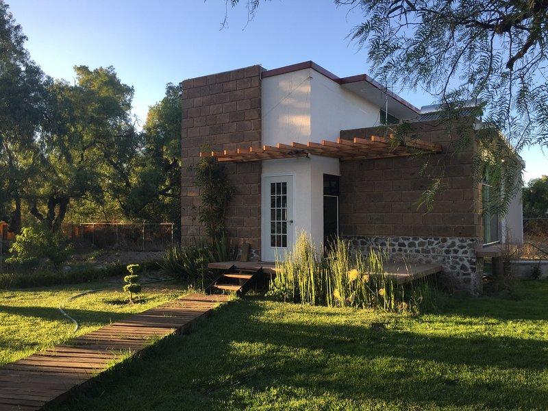 Cabaña Kalli Nantli, location de vacances à Estado de Mexico