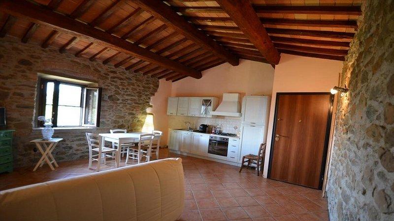 appartamento di campagna poggio bestiale, vacation rental in Montiano