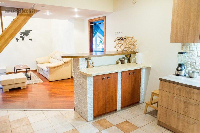 Comfortable apartment in Vilnius, aluguéis de temporada em Condado de Vilnius