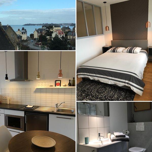 Villa Bel Amy N°4, vacation rental in Saint-Pair-sur-Mer