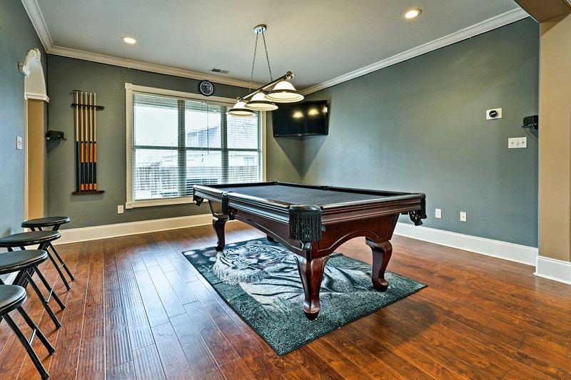 Não só tem uma localização agradável, a casa também está repleta de amenidades!