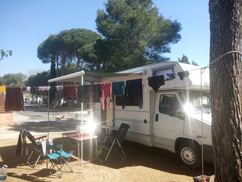 Campervan in Barcelona region (airport pickup), vacation rental in Zoetermeer