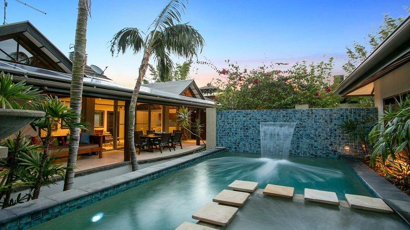Amala Luxury Villa, alquiler de vacaciones en Skinners Shoot