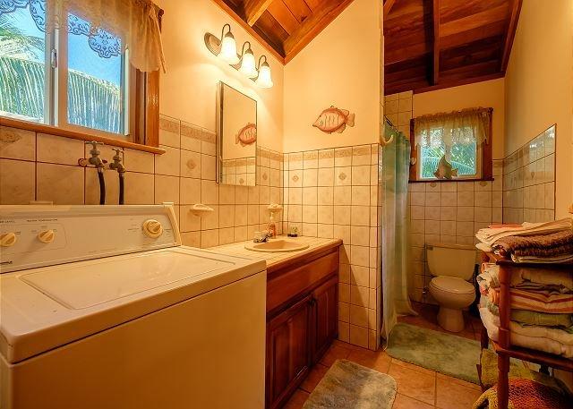 Bagno - lavanderia