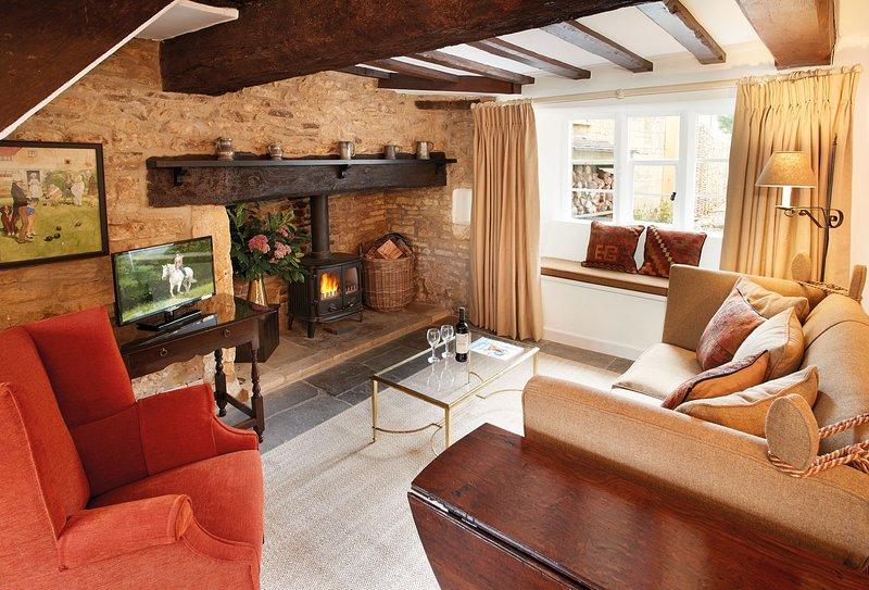 Felltree Cottage, vacation rental in Upper Oddington