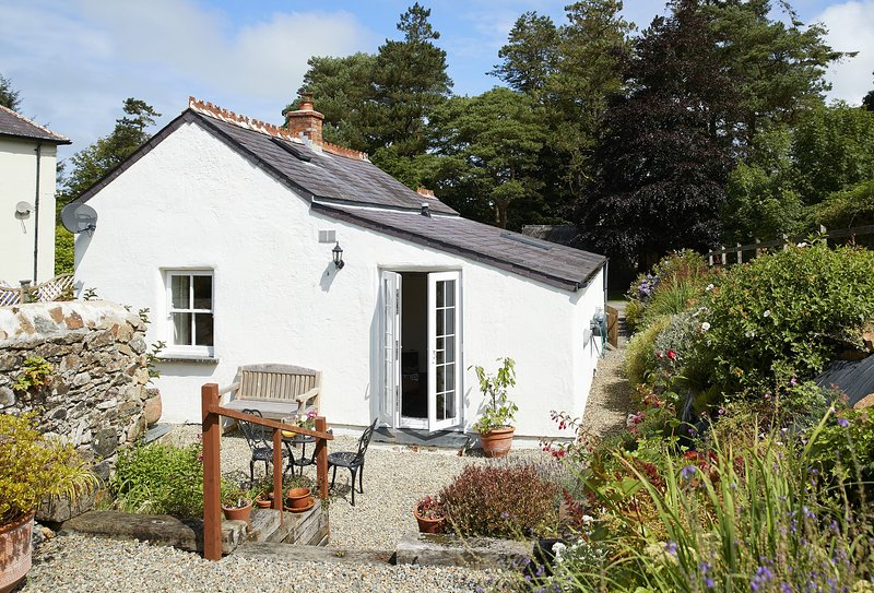 The Dairy (Pembrokeshire), holiday rental in Dinas Cross