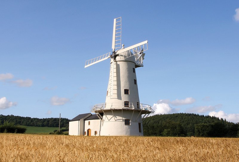 Llancayo Windmill, holiday rental in Torfaen