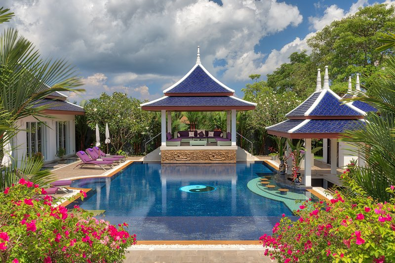 2 luxury rooms for rent, Blue Dream Villa, Choerngtalay, Bang Tao, Phuket, location de vacances à Bang Tao Beach