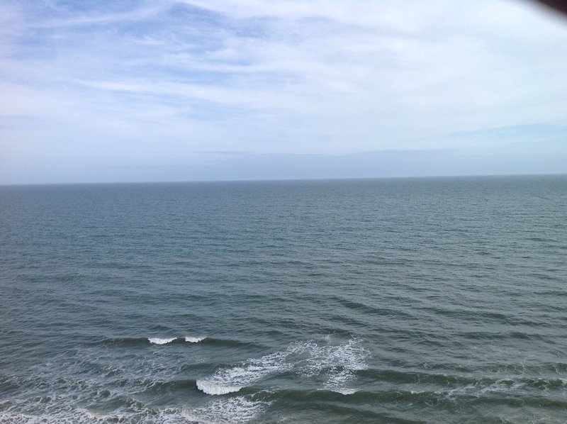 4 Bedroom Oceanfront Penthouse unit with over 2,200 square feet of living area, holiday rental in Arcadian Shores