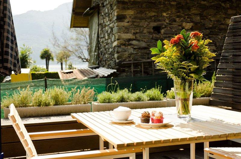 Casa Sabina E - Ferienwohnung am Lago Maggiore, casa vacanza a Maccagno