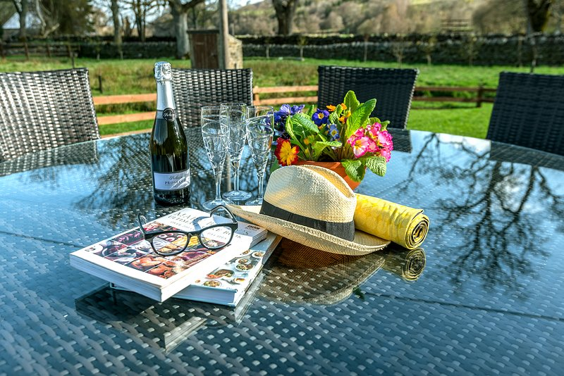 Celebrate and relax at Broadmea Stable!