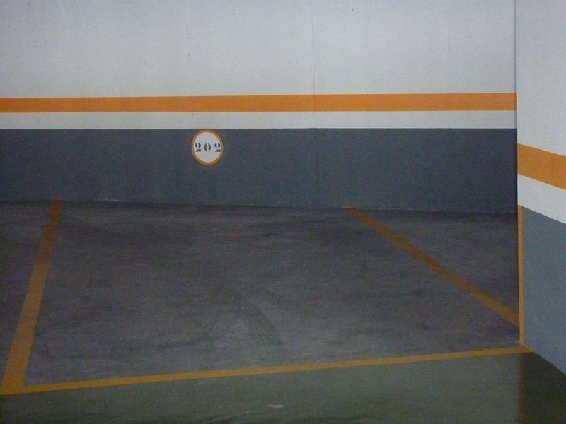 Garage 2 minutes à pied