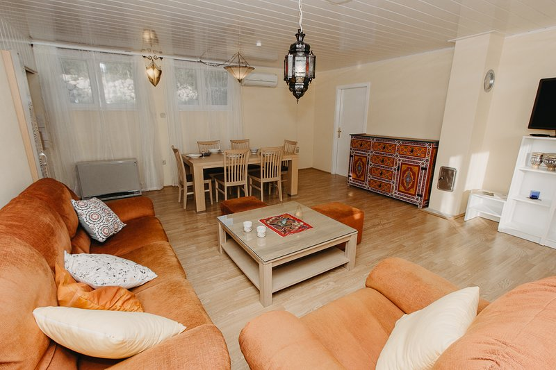 The Lakeview Chalet****, holiday rental in Lozovac