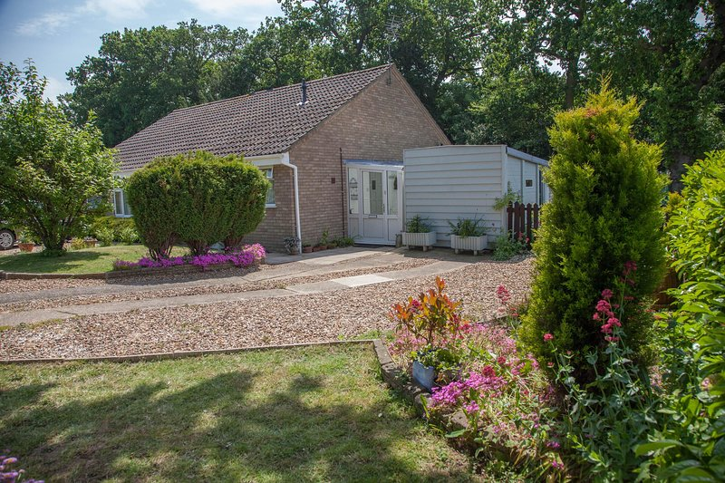 Lodge End, holiday rental in Heacham