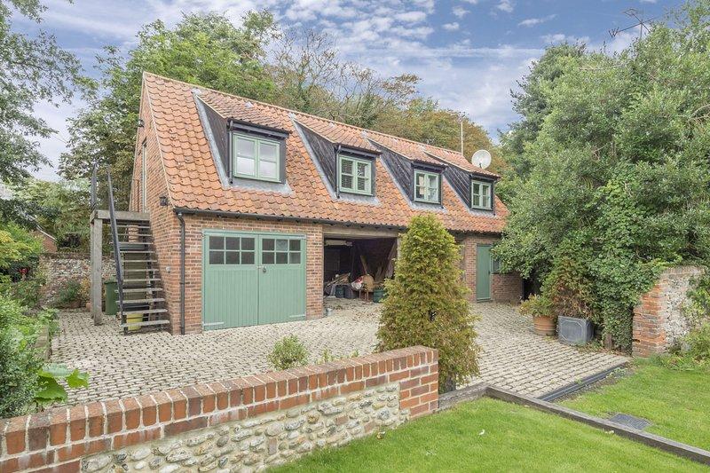 Tudor Cottage Annexe, holiday rental in Stiffkey