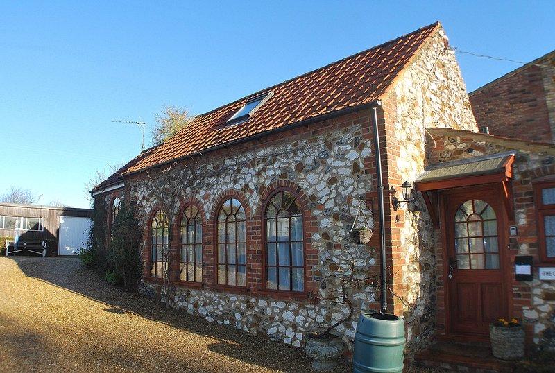 The Coach House (SE), location de vacances à Sedgeford