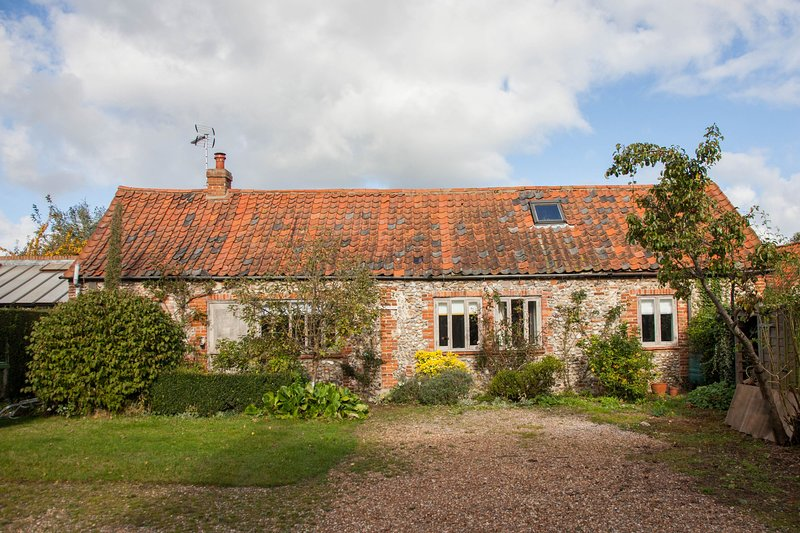 The Old Forge, holiday rental in Field Dalling