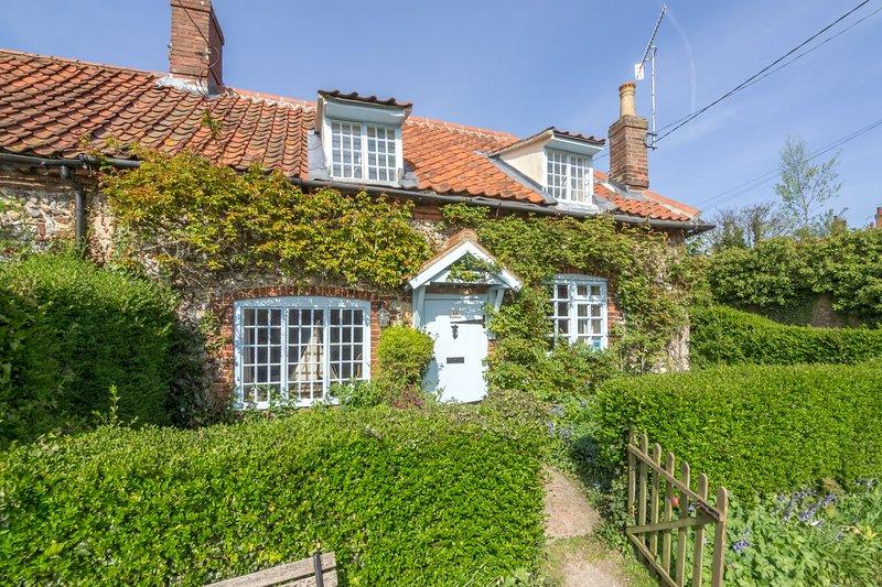 Brooke Cottage, holiday rental in Walsingham