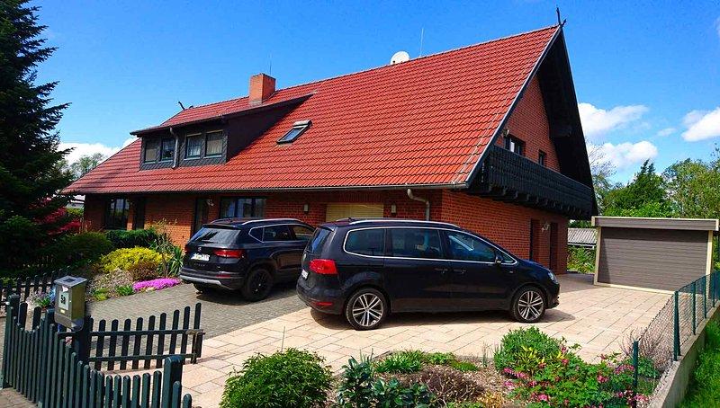 Spreewald Ferienwohnung 'An der Grobla', holiday rental in Schmogrow Fehrow